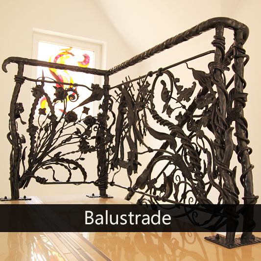 balustrade home 1